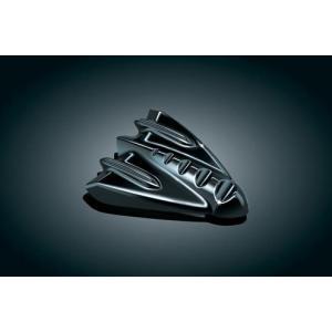 ■2006〜13年FLHXモデルに適合 ■カラー ブラック ■Kuryakyn(クリアキン)製 ■ハ...