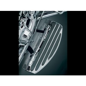 DRIVER FLOORBOARD スペーサー:2009年以降ツーリングモデルに適合 ◆ハーレー◆ amberpiece