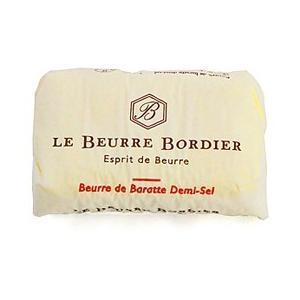 ボルディエバター フランスブルターニュ産 有塩発酵フレッシュバター 125g(毎週火曜〆切→翌週木曜発送)