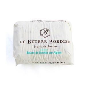 ボルディエバター フランスブルターニュ産 発酵フレッシュバター 海藻入り 125g(毎週火曜〆切→翌週木曜発送/着日指定不可)