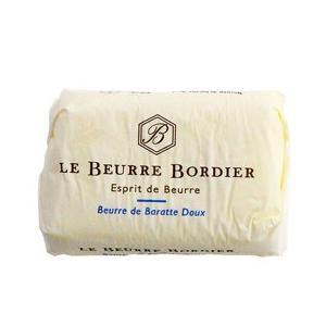 ボルディエバター フランスブルターニュ産 無塩発酵フレッシュバター 125g(毎週火曜〆切→翌週木曜発送)