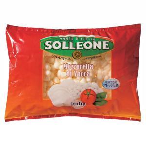 本場イタリアのモッツアレラを独自の技術で1粒1gのパール(球)状にしました。サラダ、マリネ、カプレー...