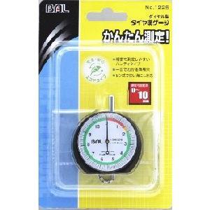 大橋産業 BAL 1225 タイヤ溝ゲージ タイヤ溝 計測 バル amcom
