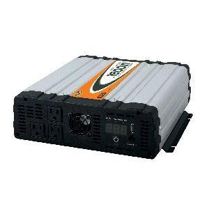 大橋産業 BAL 489 インバーター 1800 DC / AC 正弦波 DC12VからAC100V...