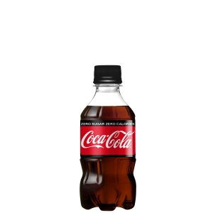 コカコーラ ゼロシュガー 300ml PET 24本入 1ケース 1箱|amcom