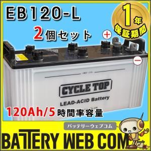 EB120 L端子 2個セット ボルトナット HITACHI バッテリー 120Ah/5時間率容量 日立化成 日本製 国産 ディープサイクル エレベータ 蓄電池 太陽光 ソーラー 発電用 amcom
