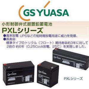 PXL12072 GS ユアサ YUASA 小形制御弁式鉛蓄電池 産業 用 バッテリー PXL エレベータ ジーエスユアサ GSYUASA|amcom