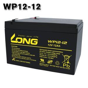 WP12-12 LONGバッテリー ロング 制御弁式鉛蓄電池 UPS 非常電源 送料無料|amcom