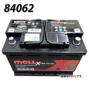モルバッテリー MOLL 欧州車用バッテリー 830-62 モル 自動車バッテリー 2年保証 83058 車 用 自動車 欧州車 外車用 バッテリ-|amcom