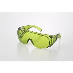 保護メガネ タフ遮光メガネ PU200-IR1.7 オーバーグラス 曇らない 眼鏡 防塵 防じん 花粉症 ウイルス対策 曇り止め 防雲加工 ハードコート|amcom