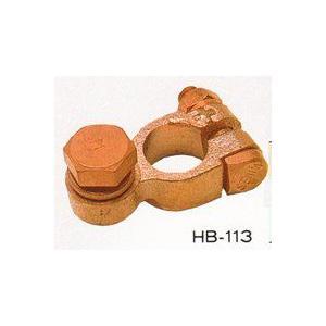 ボルトターミナル 太ボルト+ HB 113 No.11 清和工業|amcom