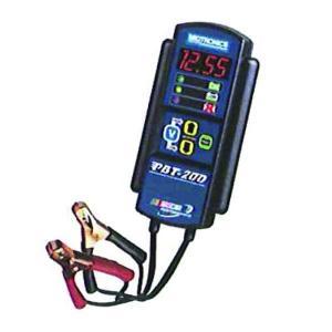 米国ミドトロニクス MIDTORONICS 社製バッテリーテスター PBT-200|amcom