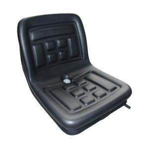 オペレーターシート 交換用シート フォーク ユンボ 建設機械 重機 BY11-180 多目的 座席 32924 シートA 椅子 ツールパワー 汎用|amcom