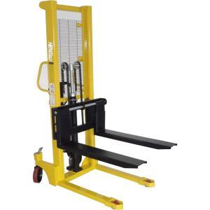 予約販売 ハンドフォークリフト500kg DL1516-0.5T 代引き不可|amcom