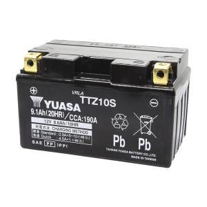 あすつく対応 TTZ10S 台湾 ユアサ yuasa バイク 用 バッテリー オートバイ TTZ10S GS ユアサ yuasa 互換 PL保険