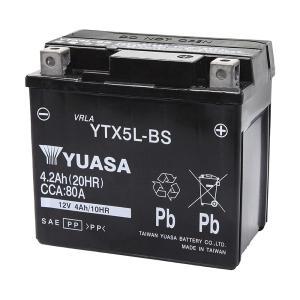 YTX5L-BS 台湾 ユアサ yuasa バ...の関連商品5