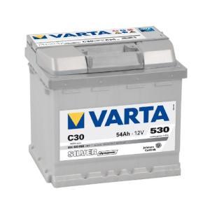 バルタバッテリー VARTA バルタ 554-400-053 SILVER DYNAMIC シルバーダイナミック 554400053 欧州車用 バッテリー ドイツ製|amcom