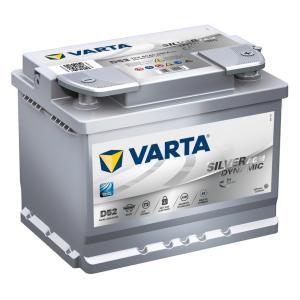 バルタバッテリー VARTA バルタ 560-901-068 シルバーダイナミック 560901068 欧州車用 SILVER DYNAMIC 充電制御車 アイドリングストップ車対応 AGMバッテリー|amcom