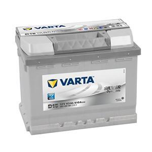 バルタバッテリー VARTA バルタ 563-400-061 SILVER DYNAMIC シルバーダイナミック 563400061 欧州車用 バッテリー ドイツ製|amcom