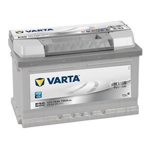 バルタバッテリー VARTA バルタ 574-402-075 SILVER DYNAMIC シルバーダイナミック 574402075 欧州車用 バッテリー ドイツ製|amcom