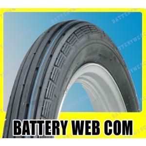 VRM011 2.50-17 43L TT Tube Tire 2本セット Vee Rubber スクーター バイク オートバイ タイヤカブ 用 チューブタイ|amcom