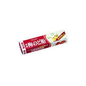健康梅のど飴 スティックタイプ【カンロ】100円×10個入り1BOX