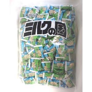春日井製菓の大人気キャンディー「ミルクの国」が1キロたっぷりと入った、超お買い得キャンディーです。 ...