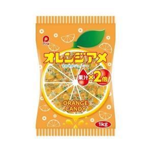 パイン製菓のロングラン商品「パインアメ」の姉妹品『オレンジアメ』のたっぷり1キログラム業務用サイズ!...