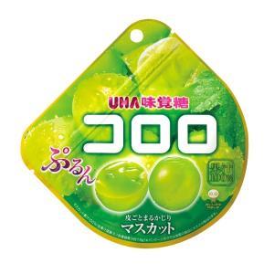 UHA味覚糖 コロロ マスカット 48g×6袋の商品画像 ナビ
