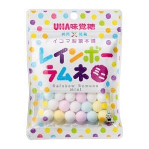 イコマ製菓本舗×味覚糖 レインボーラムネミニ 40g×6袋