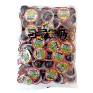 【駄菓子】コーラボールゼリー 100個入×1袋 カップゼリー 駄菓子【江口製菓】|amechan