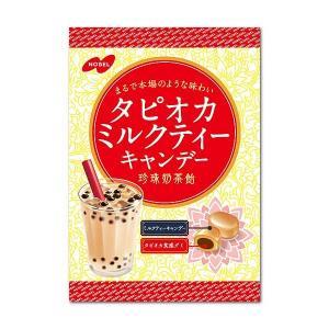 ノーベル タピオカミルクティー キャンディ 90g×6袋