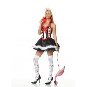 クイーン 女王 ドレス セクシー 衣装 、コスチューム (女性用)|amecos