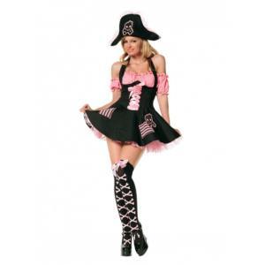 女海賊 トレジャー・ハンター セクシー 衣装 、コスチューム(女性用)|amecos