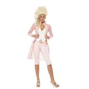 マリーアントワネット ピンク 衣装、コスチューム 大人女性用 Lady of the Court|amecos
