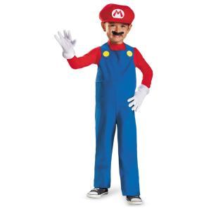 スーパーマリオ マリオ 衣装、コスチューム 子供用|amecos