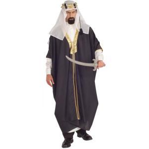 アラブ 中東 ARAB SHEIK 衣装、コスチューム 大人男性用|amecos
