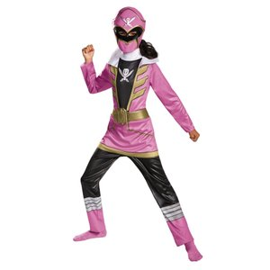 海賊戦隊ゴーカイジャー ピンク 衣装、コスチューム 子供女性用|amecos