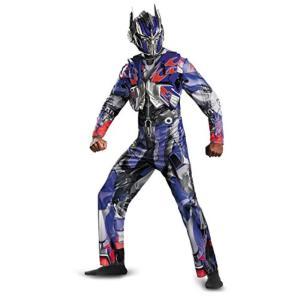 オプティマス プライム 衣装、コスチューム 大人男性用 トランスフォーマー デラックス amecos