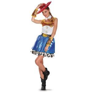 トイストーリー ジェシー 衣装、コスチューム 大人女性用 ディズニー Jessie|amecos