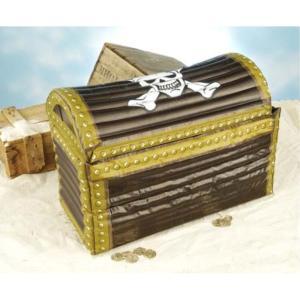 宝箱 ドリンククーラー 膨らむ エアオブジェ 海賊 TREASURE CHEST|amecos