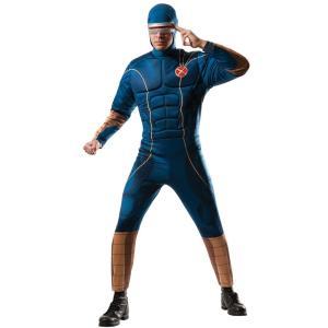 X-Men サイクロプス 衣装、コスチューム 大人男性用 Marvel X-Men Cyclops|amecos