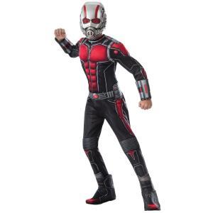 アントマン 衣装、コスチューム Deluxe 子供男性用 マベール 映画 Ant Man|amecos