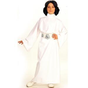 スターウォーズ レイア姫 衣装、コスチューム 子供女性用 Star Wars|amecos