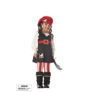 PRECIOUS LlL' PIRATE 海賊 衣装 、コスチューム 幼児用|amecos