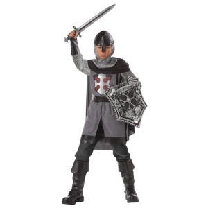 ドラゴンスレイヤー 騎士 衣装、コスチューム 子供男性用 竜|amecos