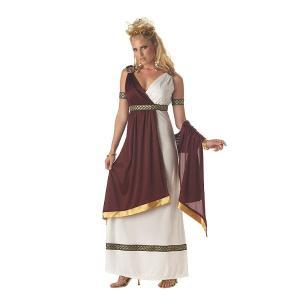 ROMAN EMPRESS 古代ローマ 女王 衣装 、コスチューム 女性用 amecos