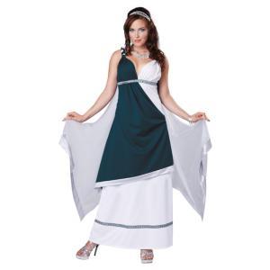 女神 衣装、コスチューム 大人女性用 Roman Beauty amecos