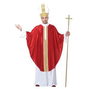 ローマ教皇 衣装、コスチューム 大人男性用 THE POPE|amecos