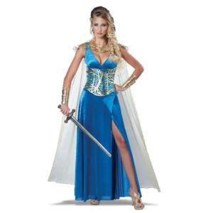 女騎士 衣装、コスチューム 大人女性用 ウォーリアークイーン|amecos